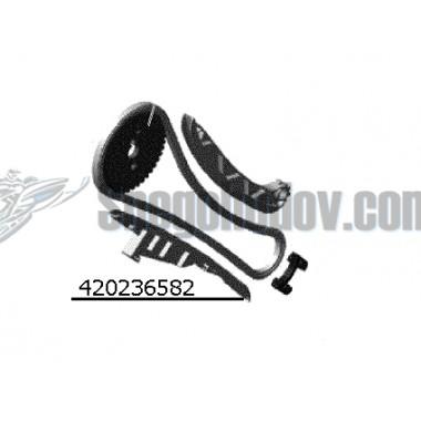Успокоитель цепи ГРМ BRP (420236581)