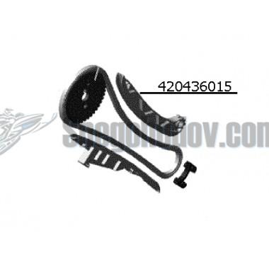 Натяжитель цепи ГРМ 420436015